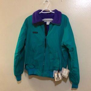 Rare NWT Vintage Men's Columbia 1997 Jacket